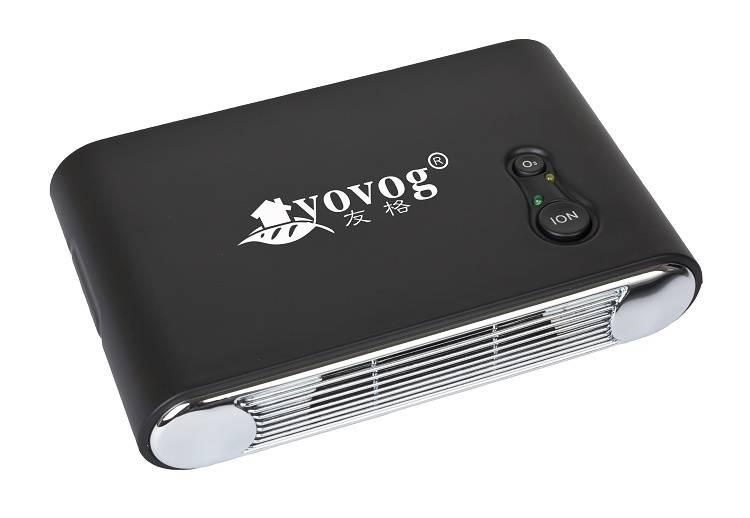 Mini HEPA portable ozonizer car air purifier for car