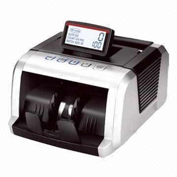 Currency Counter with UV MG detection suitable for most currency