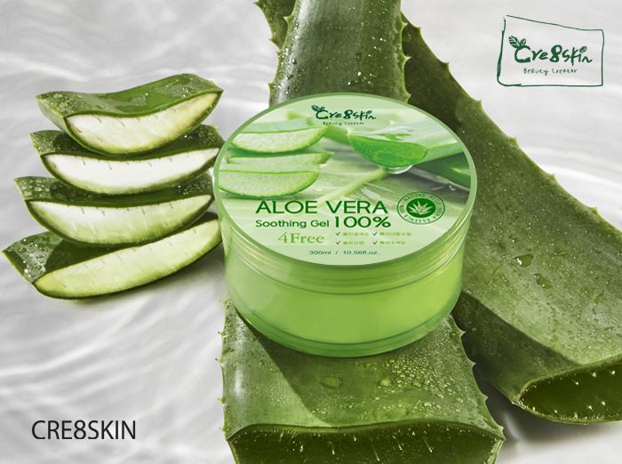 [korea cosmetic] Aloe Gel 100% soothing gel