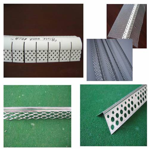 Factory Price and High Quality flexible angle bead /square PVC plastic corner bead