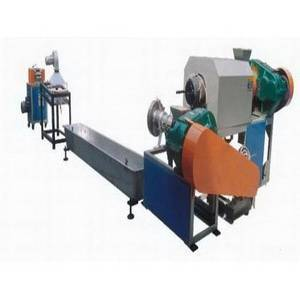 PET/PP/PE Sheet/Film Recycling Production Line