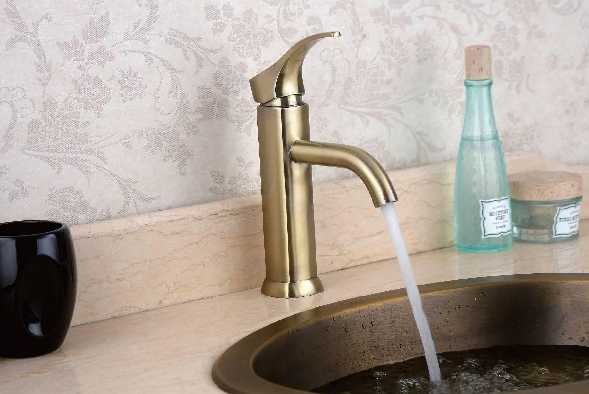 golden basin faucet