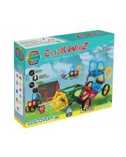 CLICKWHIZ 3D DISCOVERY Educational magnetic block toy