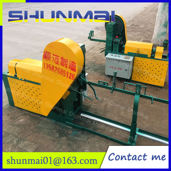 Chinese manufacturer specialized steel wire straightener machine