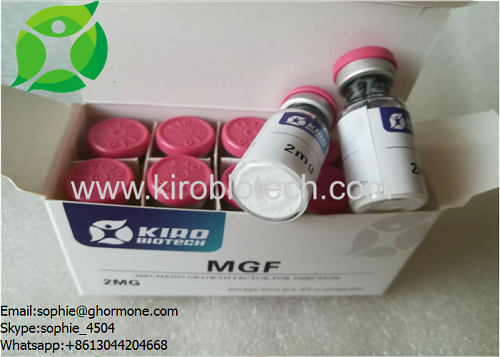 Ghormone Somatriopin kirotropin mgf 2mg Mechano Growth Factor Mgf bodybuilding material