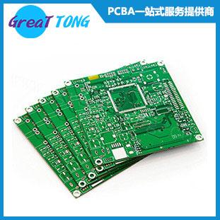 LED Shower Head Rigid-Flex PCB| Printed Circuit Board Assemblies | Grand