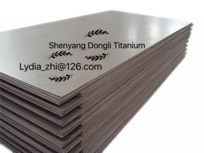 ASTM B265 Titanium Plate (Titanium Sheet)