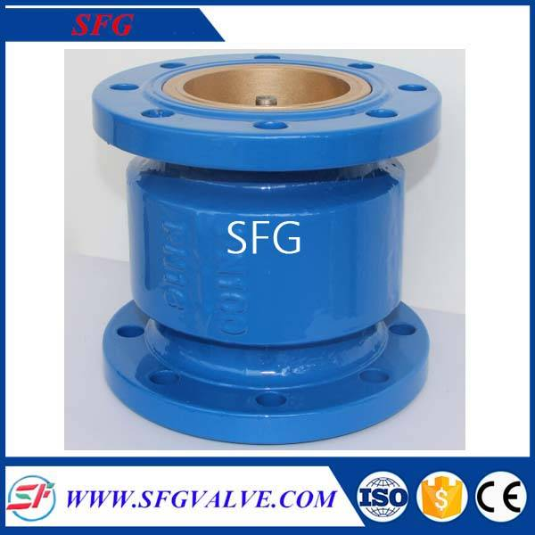 H41X noise elimination check valve with high quality