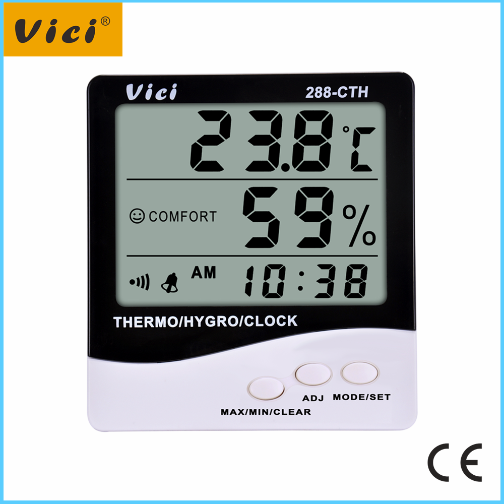 288-CTH Wireless indoor thermometer hygrometer