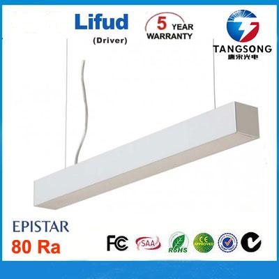 commercial linear pendant lighting