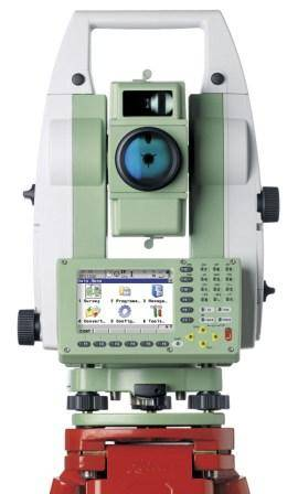 Leica TPS 1200+ Reflectorless Total Station