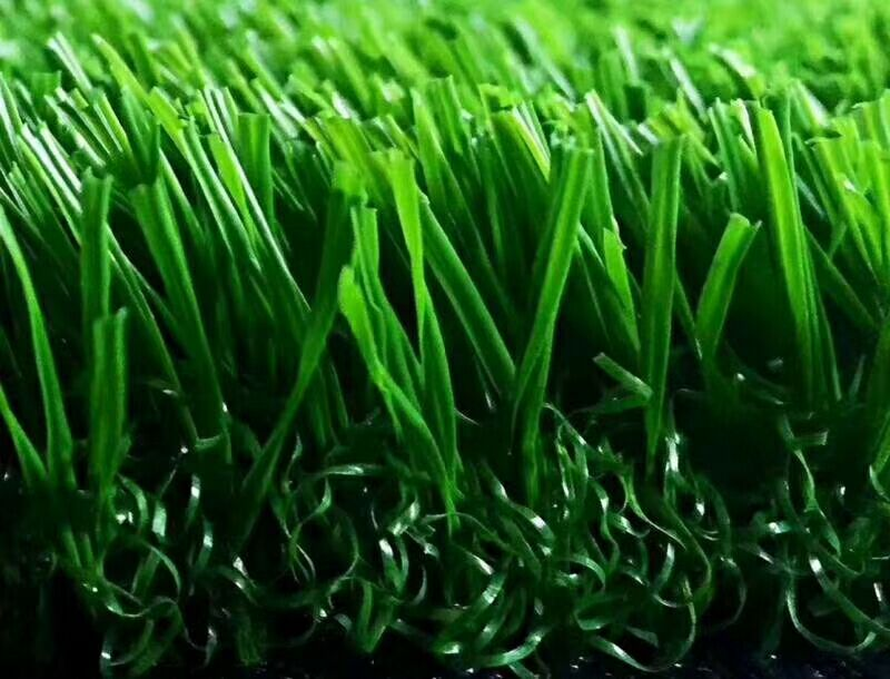 20mm Pure Green synthetic turf garden grass lawn