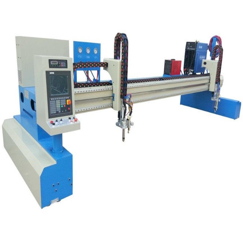 heavy duty Gantry CNC Plasma and Oxy-fuel Cutting Machine