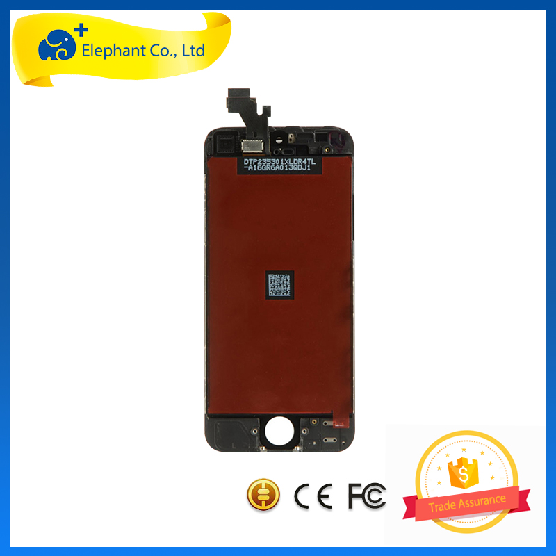 Complete OEM original screen lcd for iphone 5 lcd display screen replacement,for iphone 5 cell phone