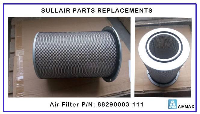Sullair  Oil separators  air filter oil filter