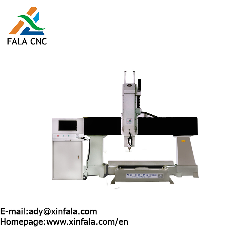 XFL-W1325 Five-Axis Machning Center China 5 Axis CCN Router