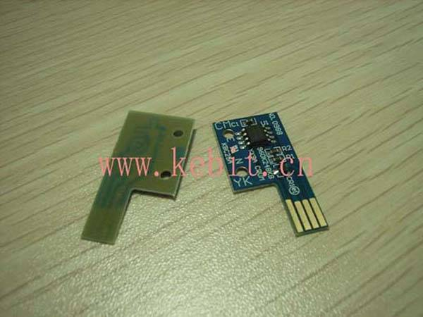 xerox c1110 toner chip/laser chip/color chip