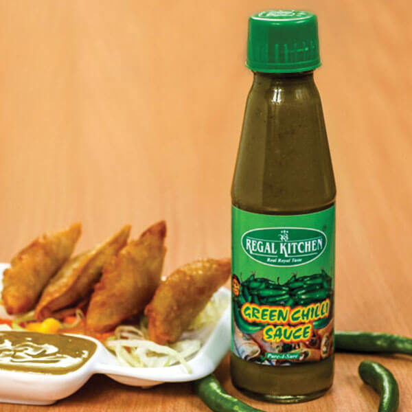 Green Chilli Sauce - 200gm