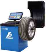 EE-3950 WHEEL BALANCER