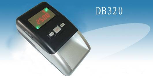 counterfeit money detector DB320