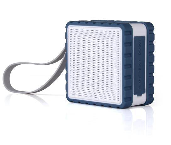 IPX6 waterproof bluetooth speaker