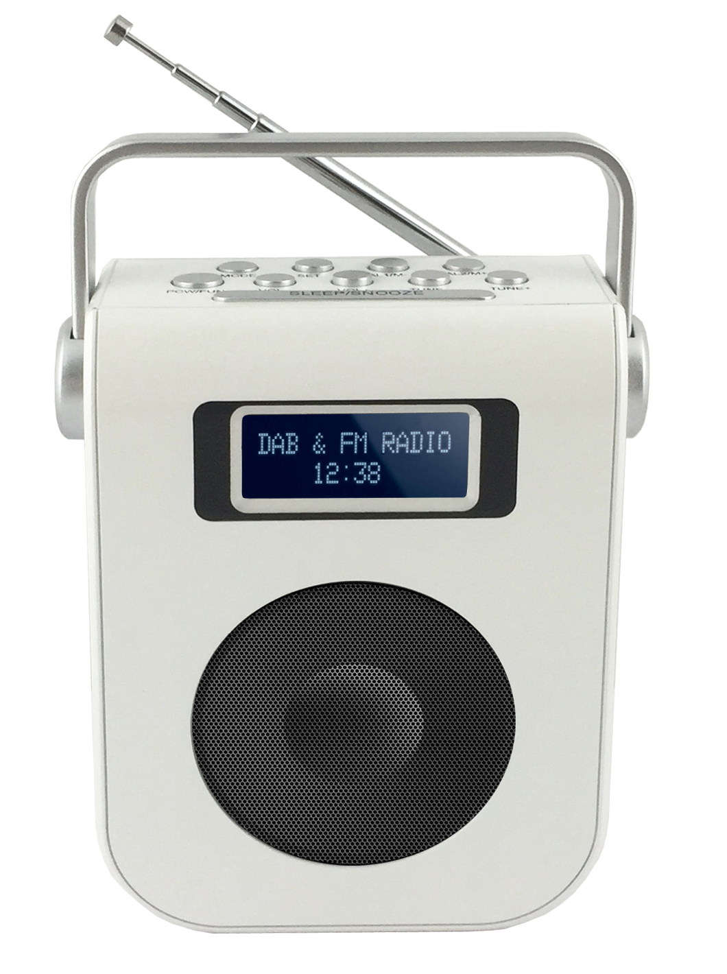Multi-function DAB Radios with FM wave band