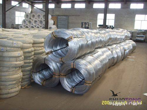 Shuotong galvanized wire
