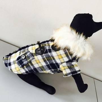 Clodrpoof Dog Coat New Stly Pet Clothing
