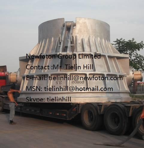 slag ladle,slag pot for steel plant