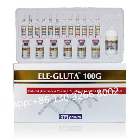glutathione injection for skin whitening and lightening