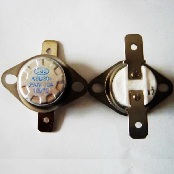 High Quality KSD Bimetal Thermostat for Oven