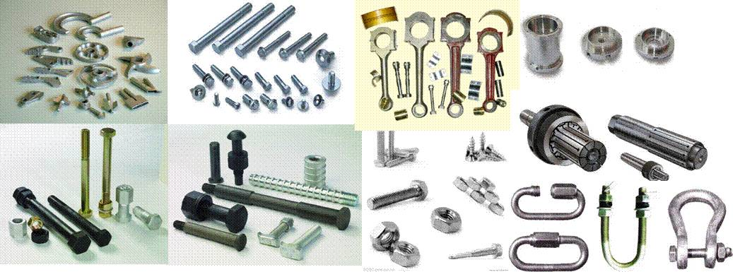 Precision machining parts & high strength fasteners supplier since 1997