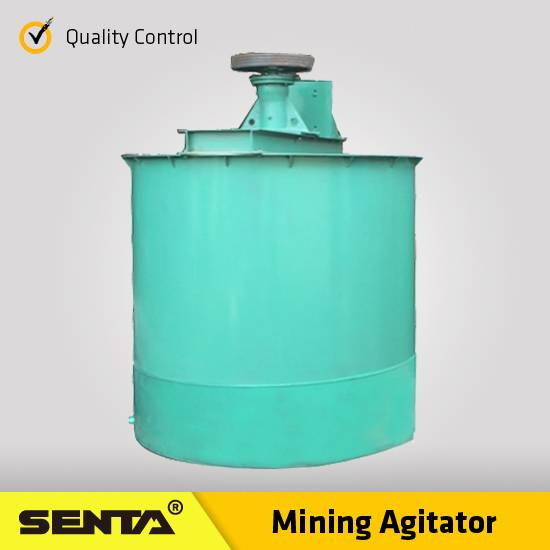 Floatation Separation Beneficiation Equipment Mixing Tank Mining Slurry Agitator