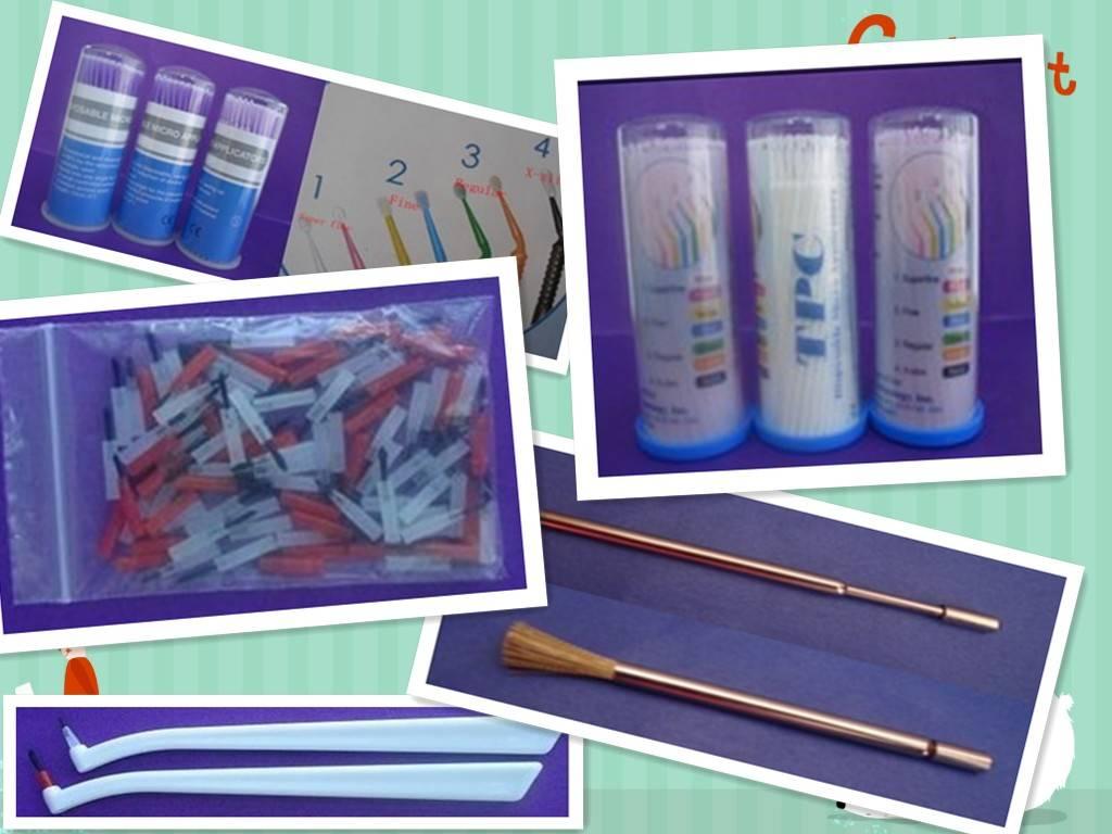TPC dental applicator