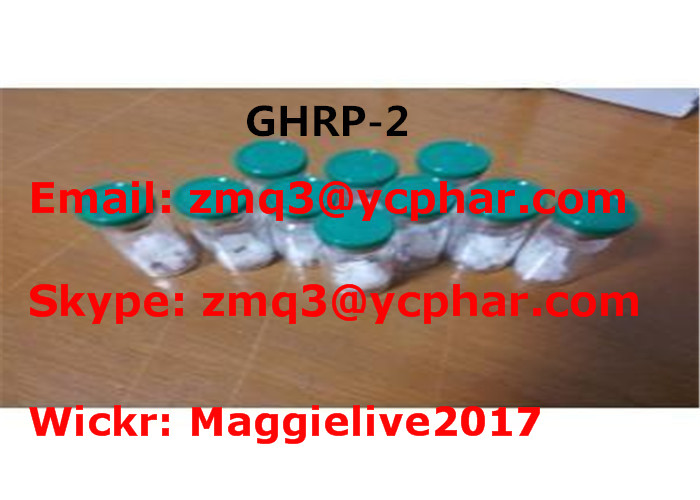 Growth Hormone Peptides GHRP-2 For Fat Loss Muscle Gain 5mg/vial 10mg/vial