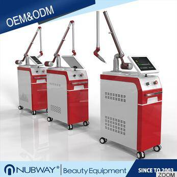 1064nm / 532nm Nd:YAG laser tattoo removal Vascular lesions removal beauty equipment
