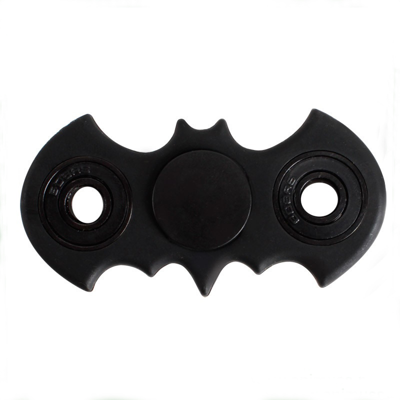 2017 hot sale Batman finger spinner hand spinner toys for stress relieve