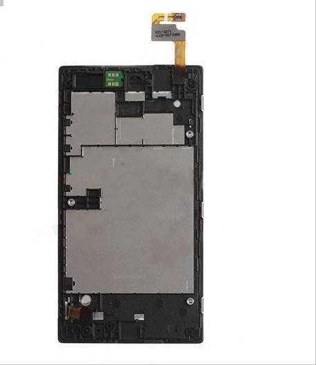 Lumia 520 Digitizer Touch LCD Assembly for Nokia 520 LCD