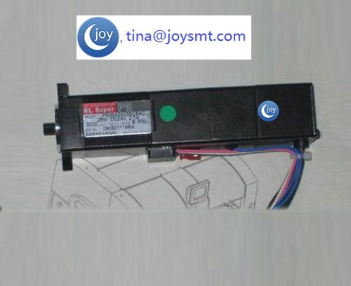 Panasonic MOTOR N510042739AA P50BA2003BCS4C 011021020RA