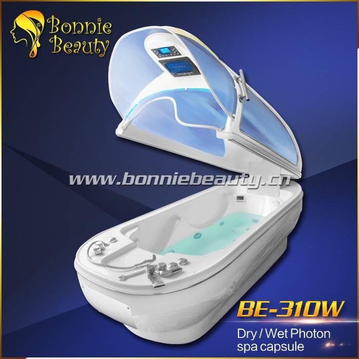 Hydro massage bathtub OZONE SAUNA Infrared spa capsule