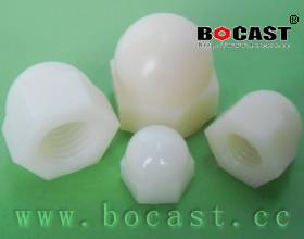 Cap Nylon Nut