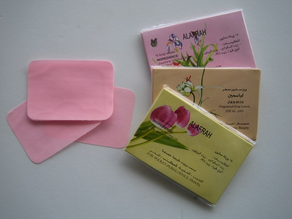 SOAP PAPERS