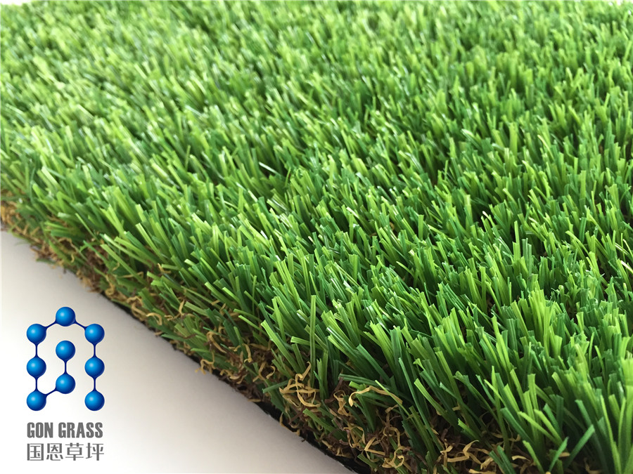 Synthetic grass artificial turf fake lawn for courtyard