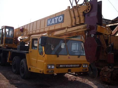 Used Kato Truck Crane 50 Tons
