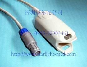 Compatible with Schiller spo2 sensor