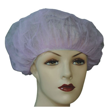 disposable medical surgeon cap mob hair net cap