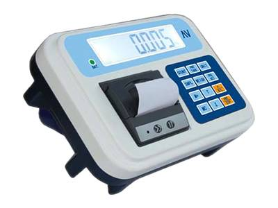 AWPT Weighing Indicator with Thermal Printer