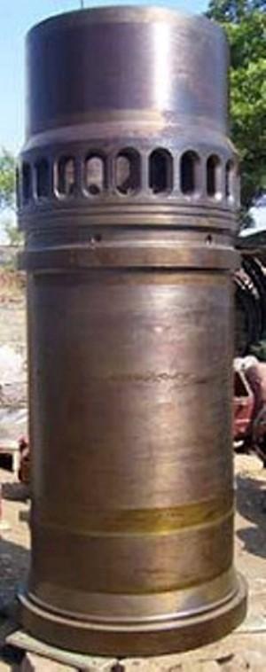 B&W 74EF Cylinder Liner