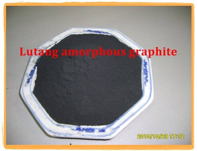 natural amorphous graphite powder FC 85%min