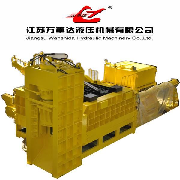 Y83Q-4000G Metal Baler Shear